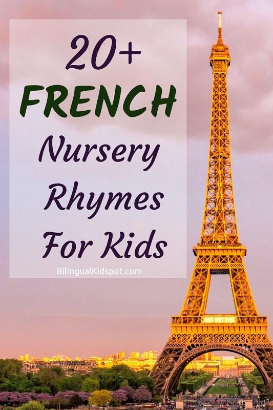 Nursery Rhymes in French
