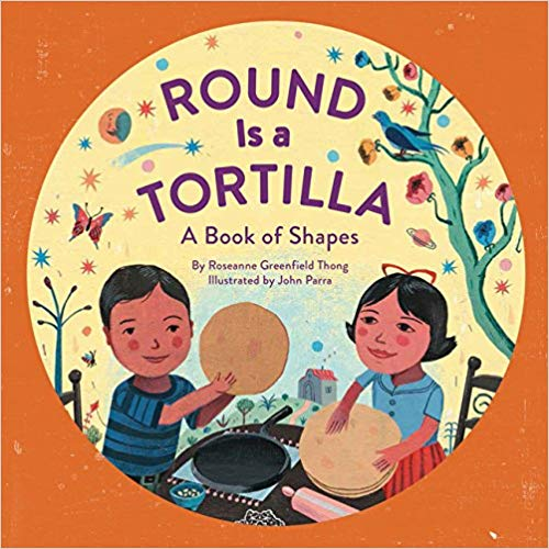 Round is a tortilla Multicultural kids book