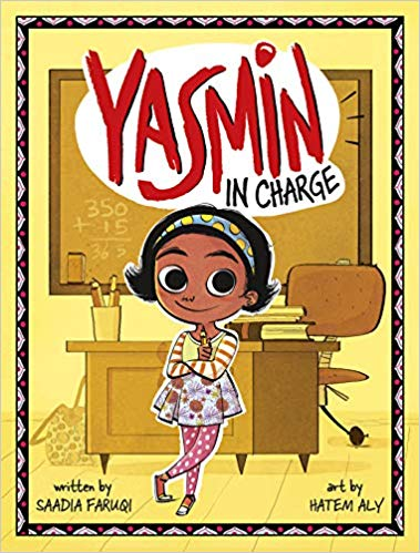 Yasmin In Charge - Diversity Book for Kids