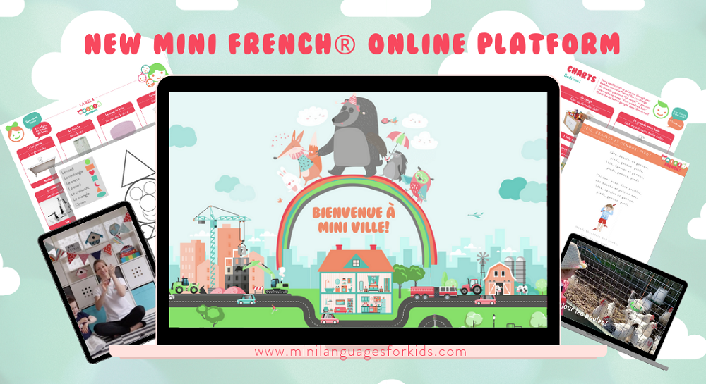 Online French Lessons for Kids