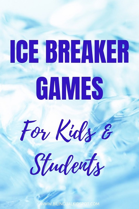 Ice breaker games for kids
