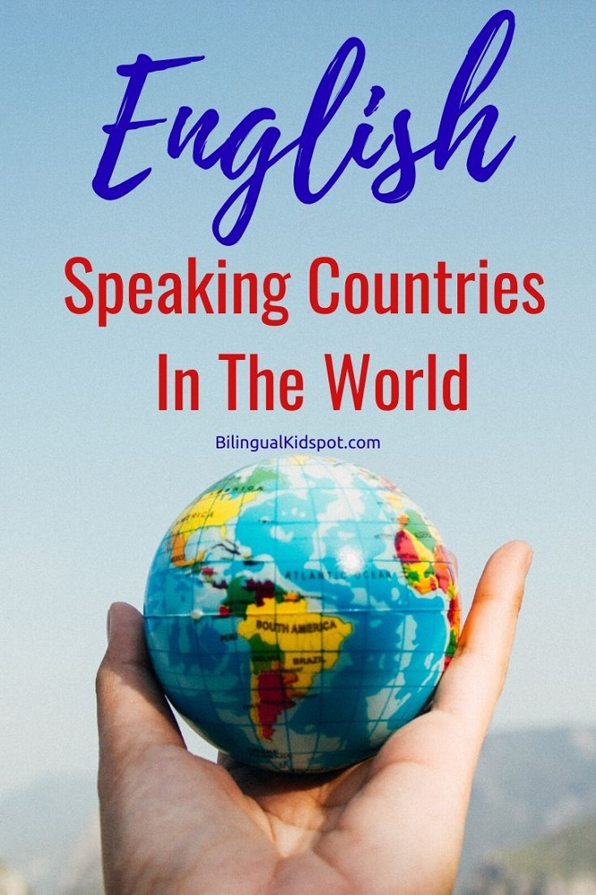 List of English Speaking Countries