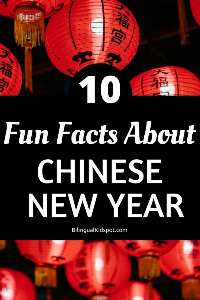 10 Fun Facts about Chinese New Year