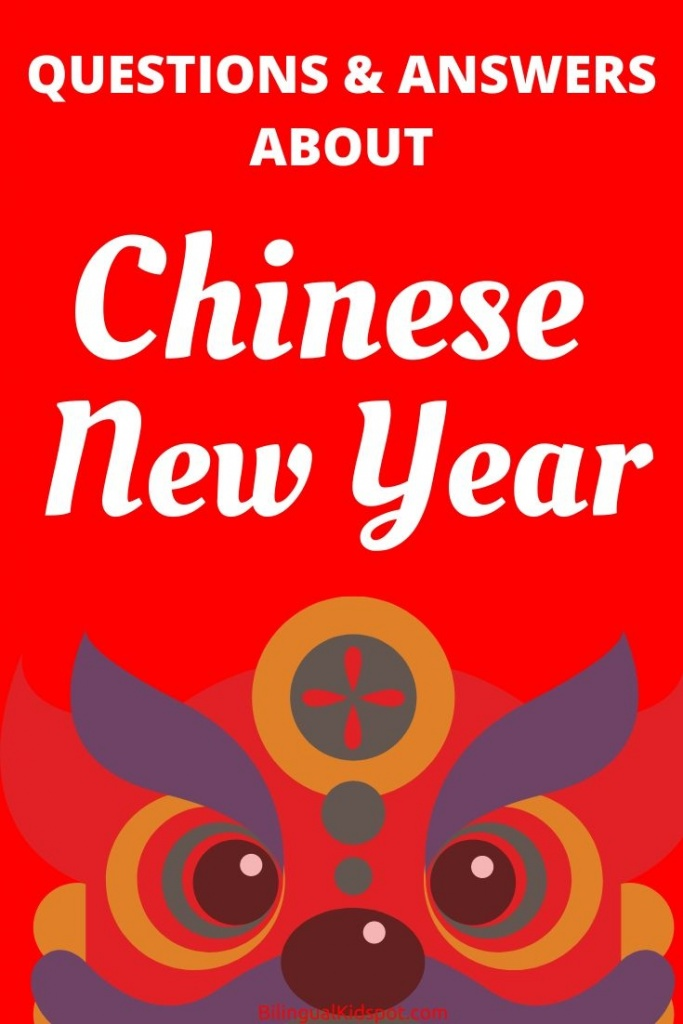 Chinese New Year Questions & Answers!