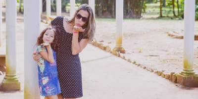 How a bilingual aupair can teach a language