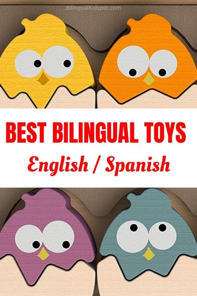 bilingual toys spanish english