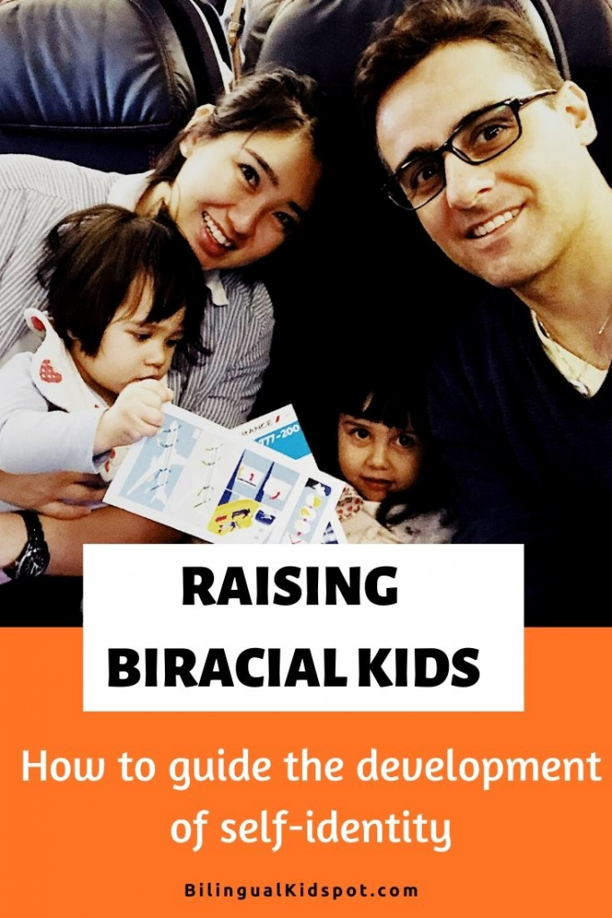 Raising Biracial Kids - Helping Mixed Kids Develop Self identity