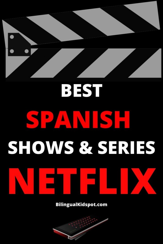 Spanish Shows on Netflix