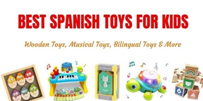 Spanish Toys for Babies, Toddlers, Kids