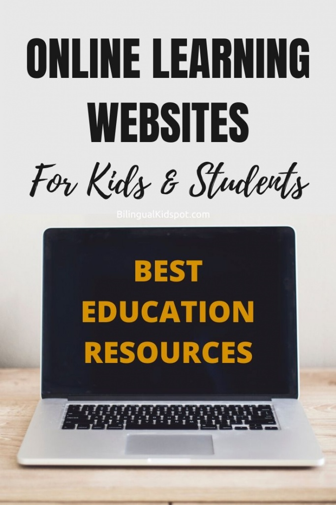 Best Online Learning Websites for Kids