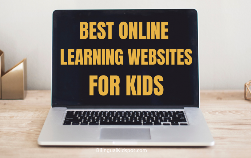 Best Online Learning Websites for Kids - Education Resources
