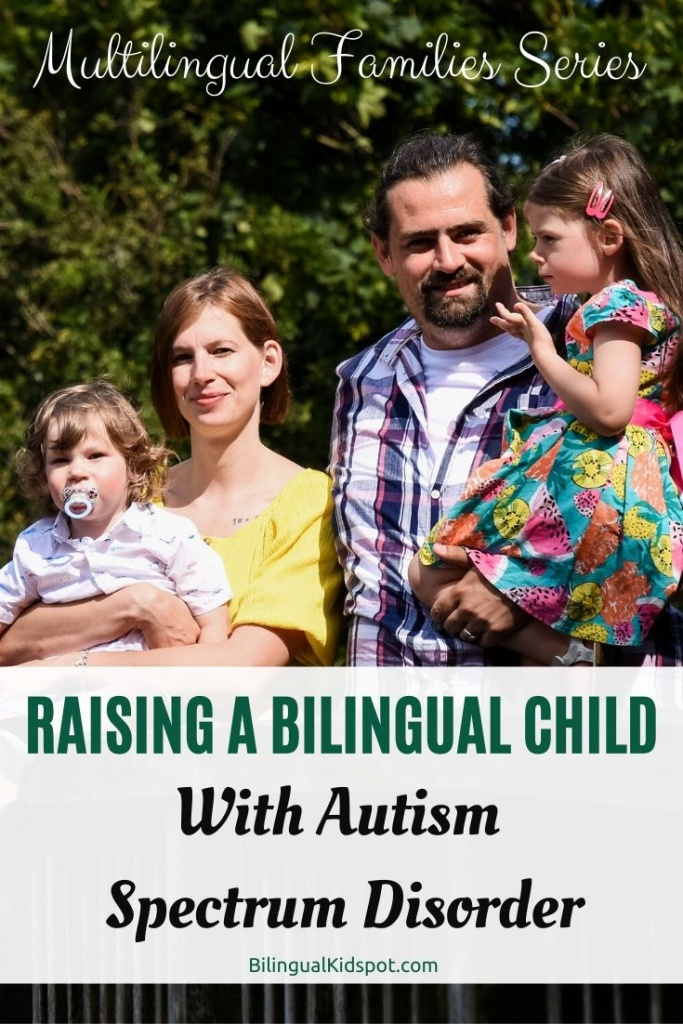 Raising a Bilingual Child with Autism