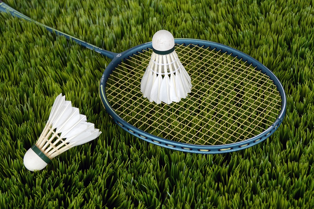 Badminton Traditional Chinese Games