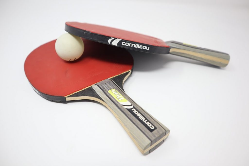 Chinese Ping Pong Table Tennis