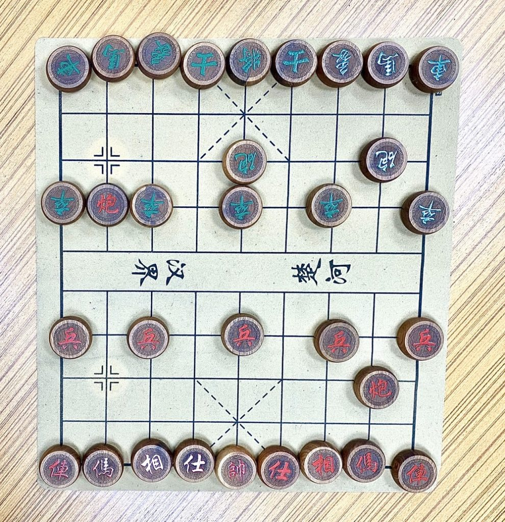 Chinese Chess Traditional Board Games
