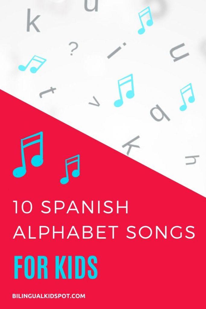 Alphabet Songs in Spanish