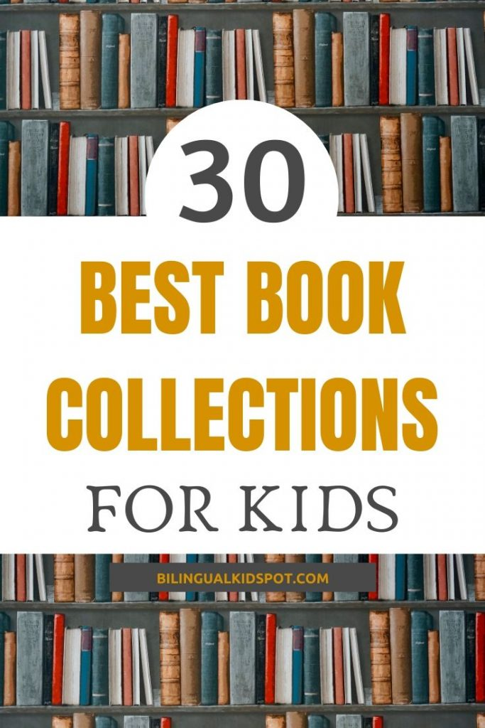 Best Book Collections for Kids Guide