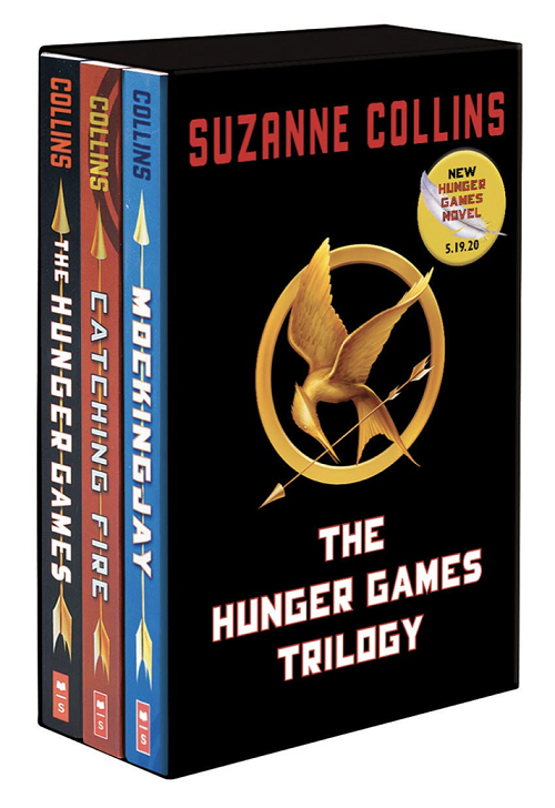 Hunger Games Book Collection for Kids