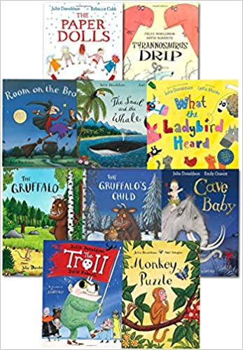 Julia Donaldson Book Collections