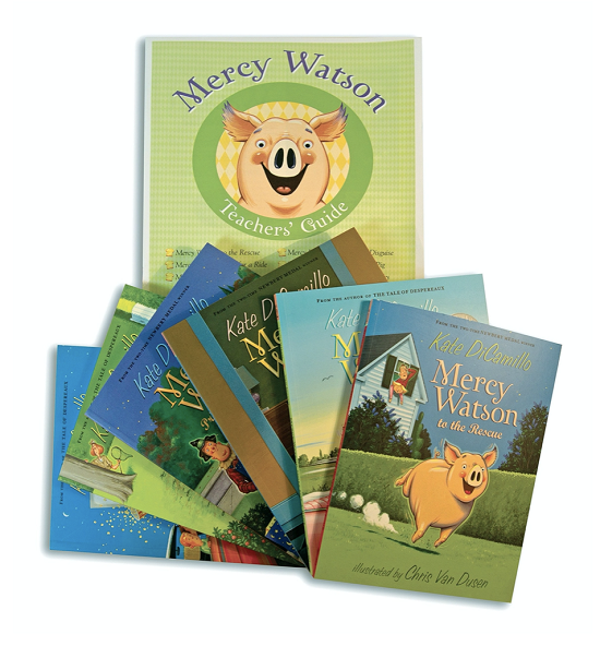 Mercy Watson Book Set for Kids 6-8 years
