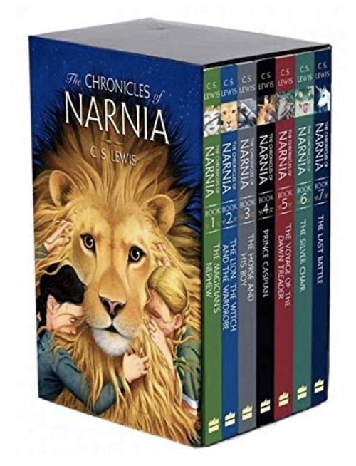 Narnia - Best book sets for kids