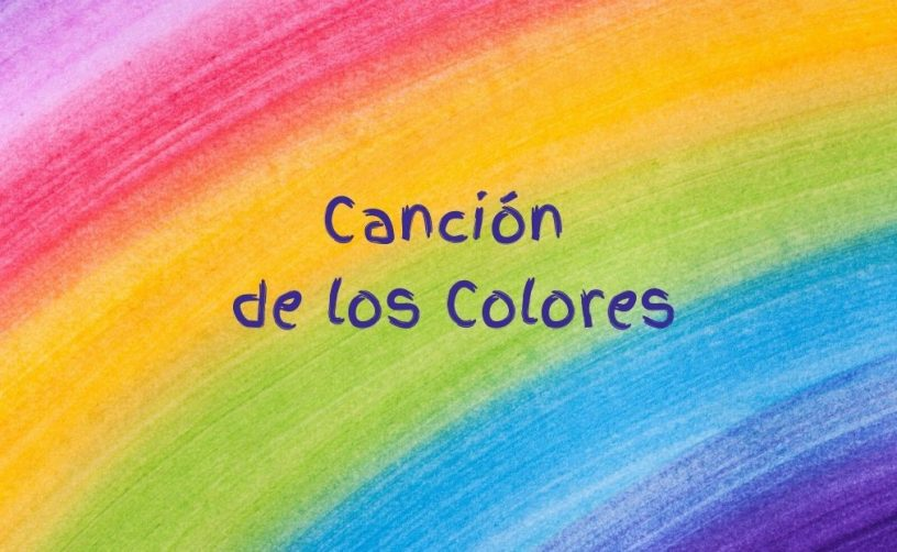 Spanish Color Songs for Kids