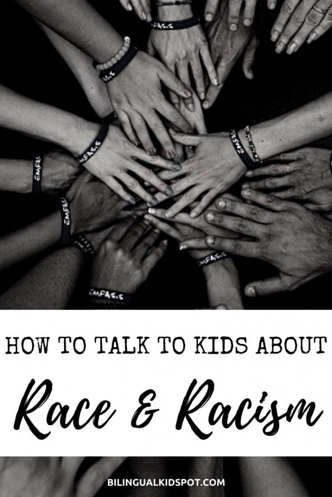 Talking to Young Kids about Race and Racism