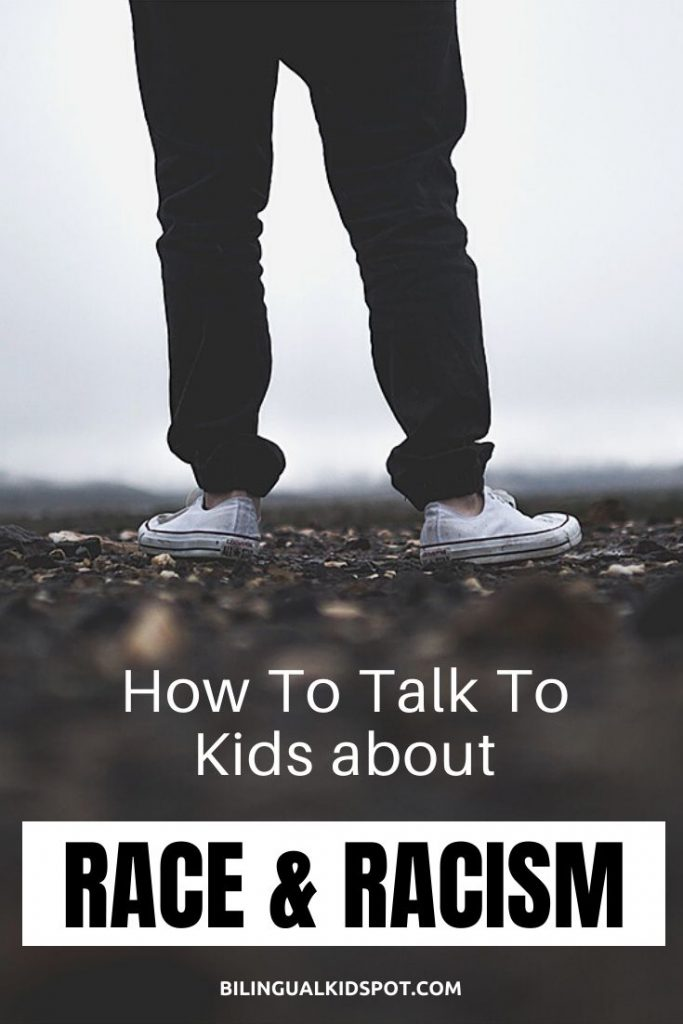 Race & Racism : How to talk to Young Kids about Sensitive Topics