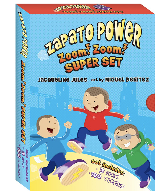 Zapato Power Book Collection for kids