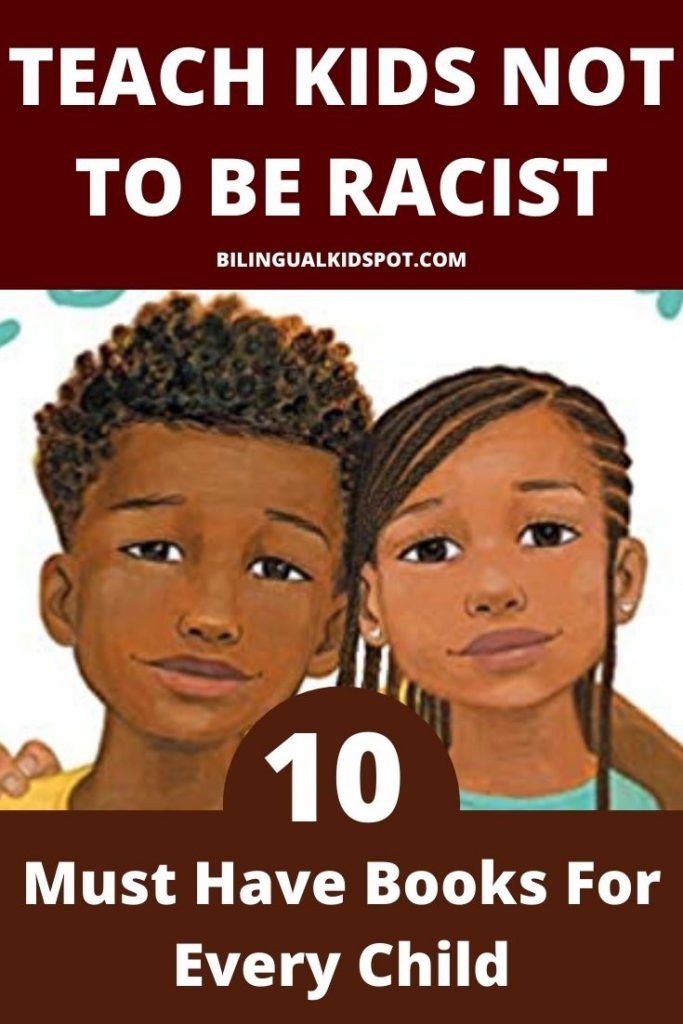 Anti Racism Books for Kids