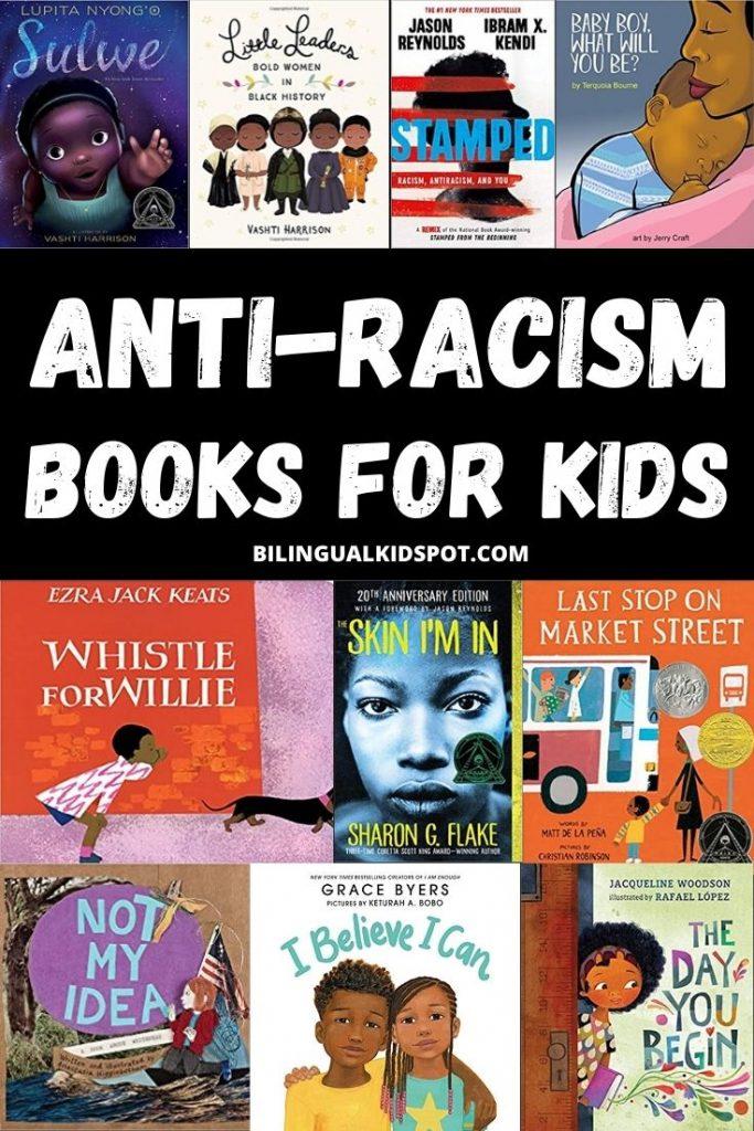 Anti Racism Children's Books