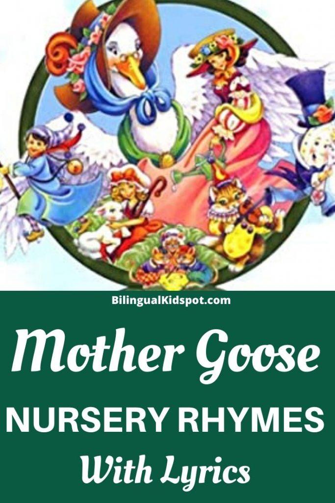 Mother Goose Nursery Rhymes for Kids