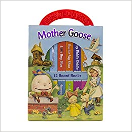 Mother Goose Rhymes Book