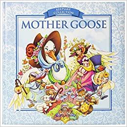 Mother Goose Nursery Rhymes Keepsake Books