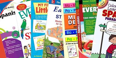 Spanish Learning Books for Kids to Learn Spanish