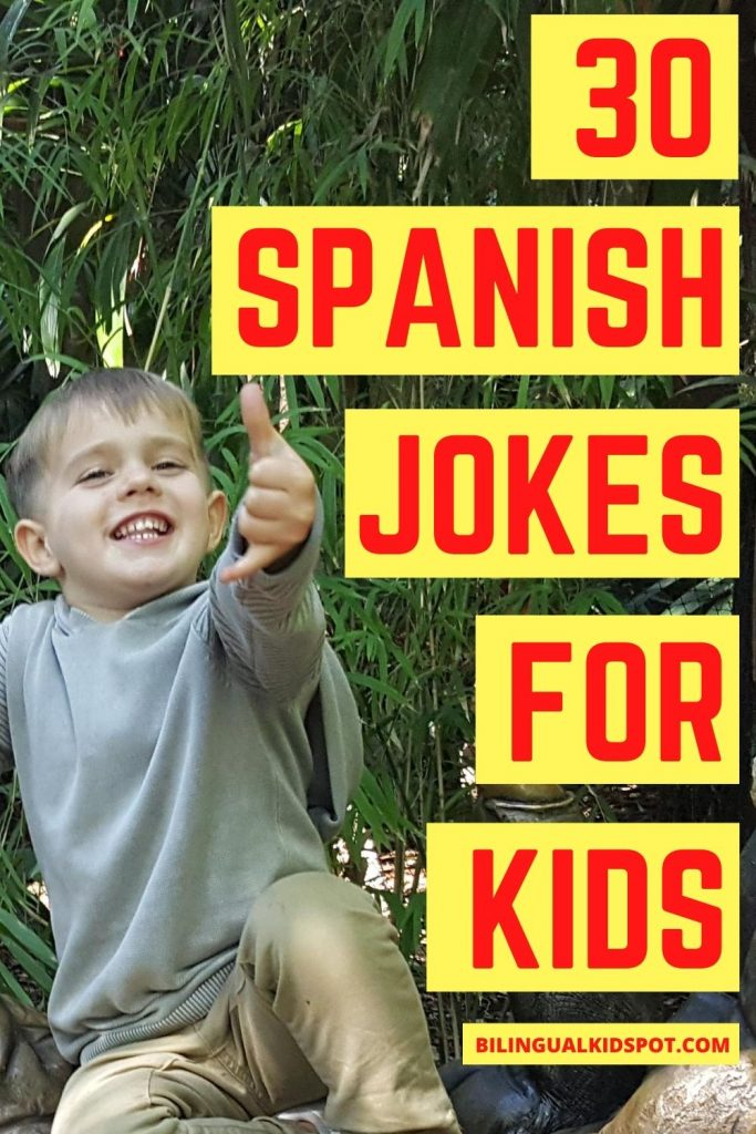 30 Spanish Jokes for Kids To Get them Laughing