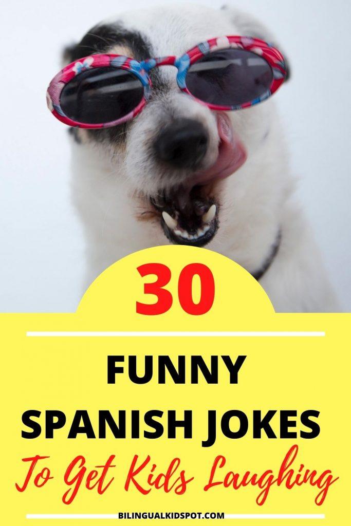 Funny Spanish Jokes for Kids
