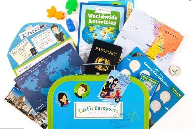 Little Passports Subscription Box for Kids