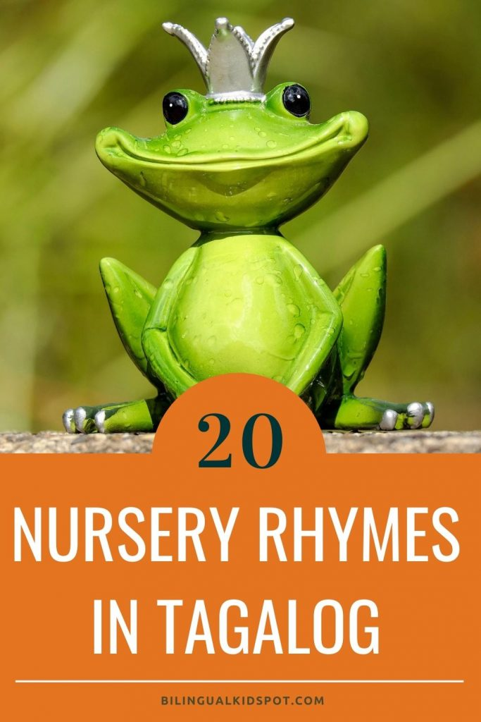 20 Tagalog Nursery Rhymes for Kids
