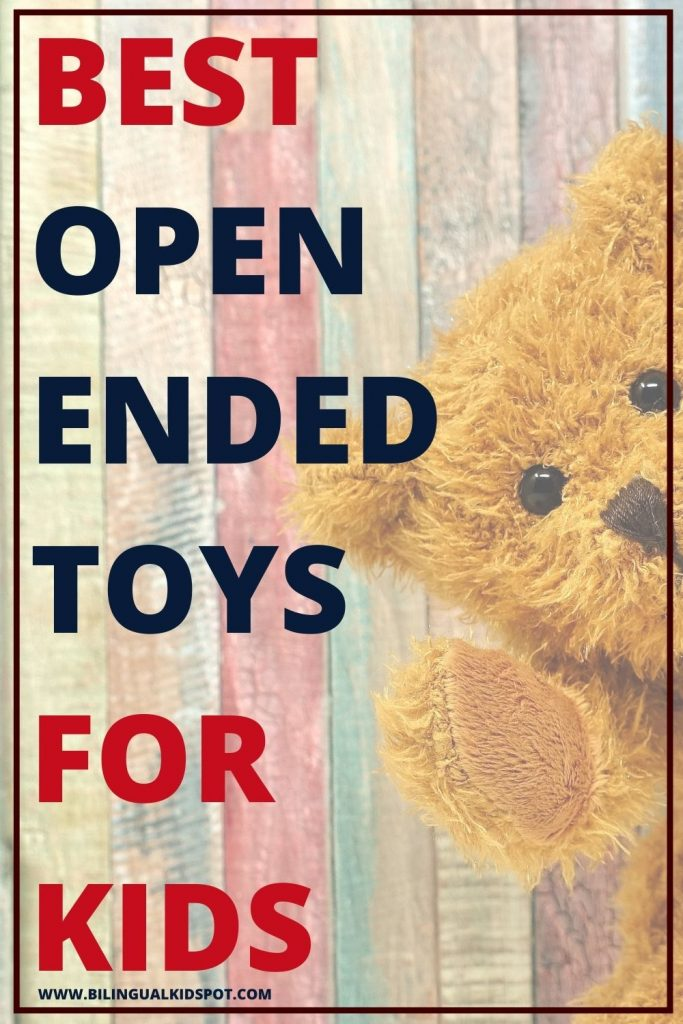 Must Have Open Ended Toys