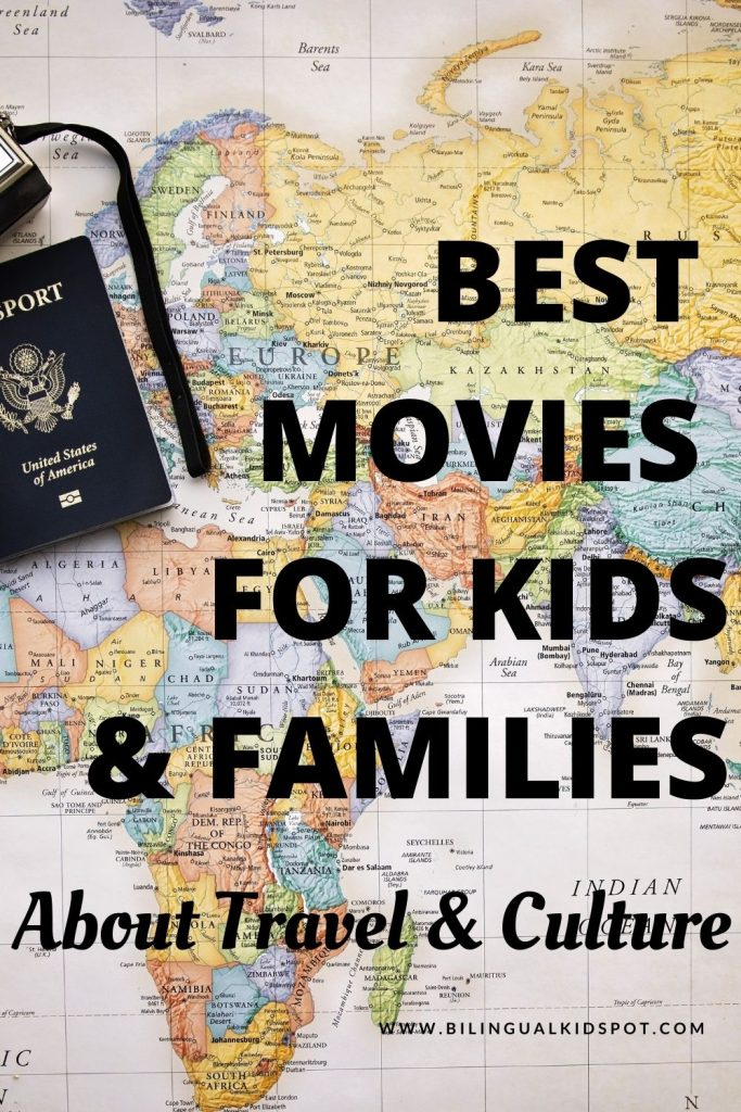 Movies about Travel for Kids & Families