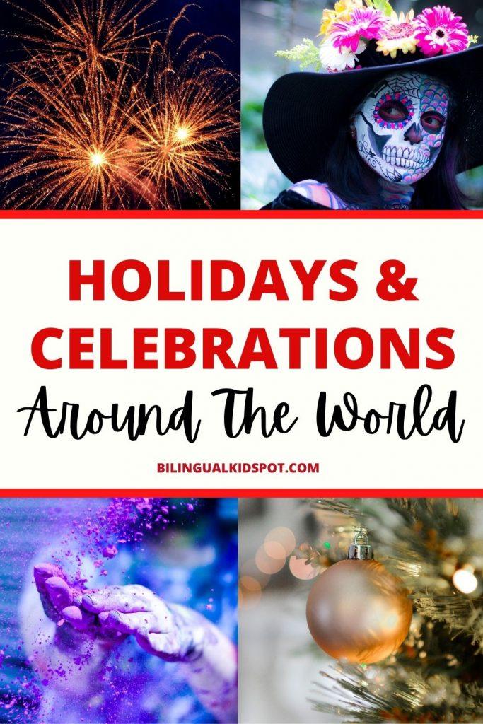 Popular holidays around the world