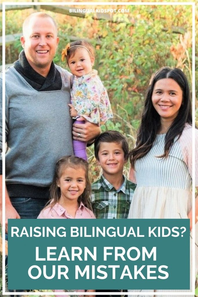 Raising Bilingual Kids is Difficult!