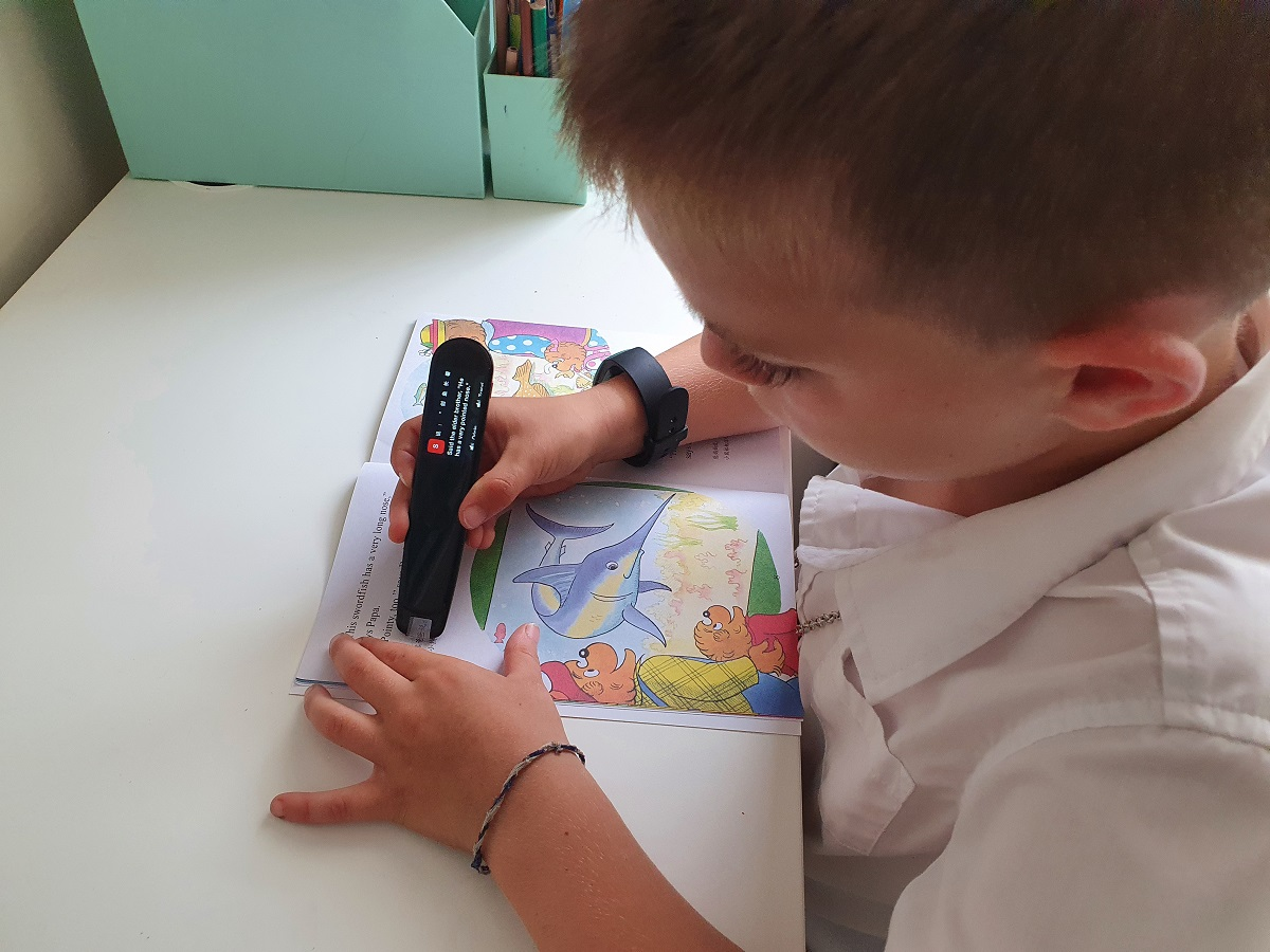 Chinese Reading Pen for Kids