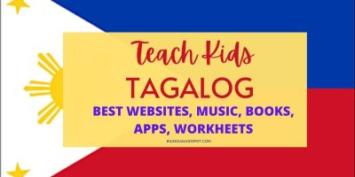 Tagalog for Kids - Teach Filipino