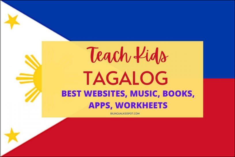 Tagalog for Kids - Teach Filipino