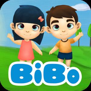 Bibo english app for kids
