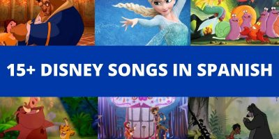 Disney Songs in Spanish