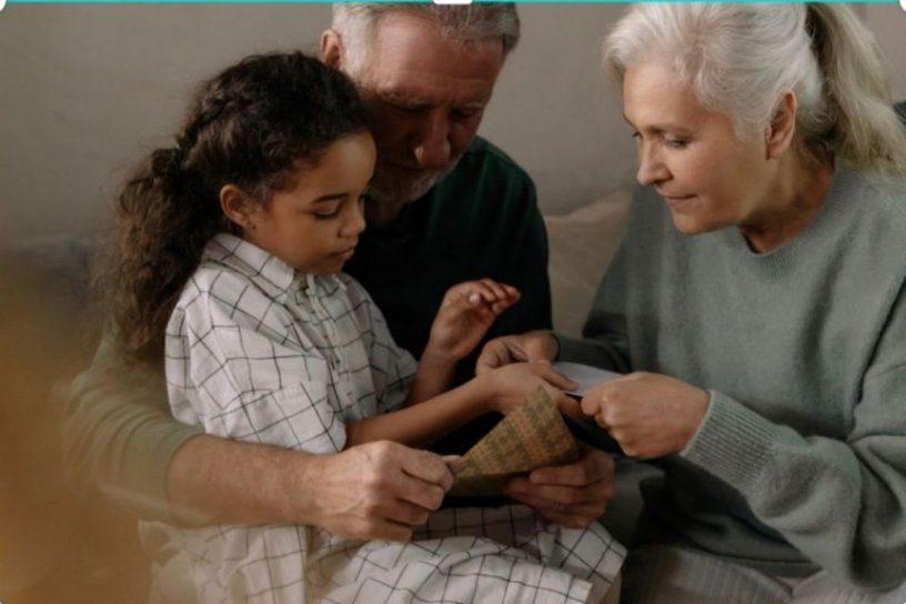 Raising Bilingual Kids disagreements with grandparents