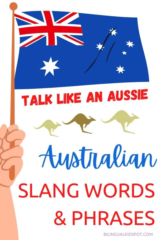 Australian Slang words, expressions & phrases